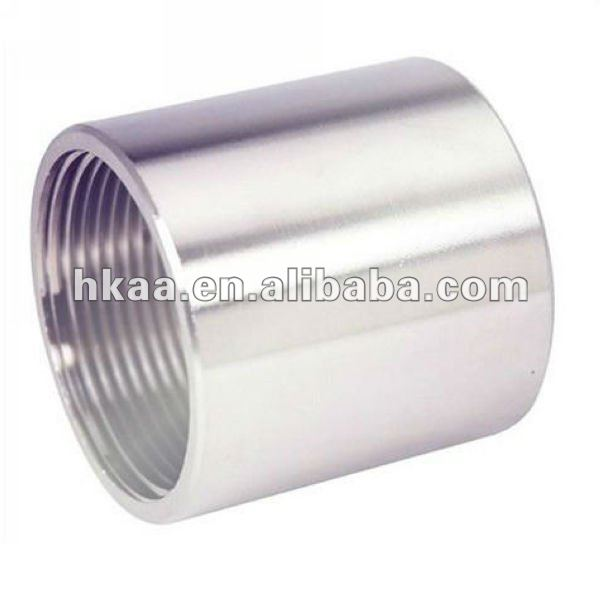 Stainless Steel Full Thread Coupling, Rod Coupling