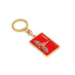 Home decoration use keychain supplier