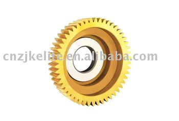 Bowl-type Straight-teeth gear shaping cutter