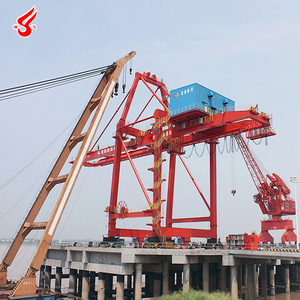 Port Grab Ship Unloader Crane Sale
