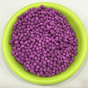 Activated alumina ball Potassium Permanganate for Ethylene Gas Absorber