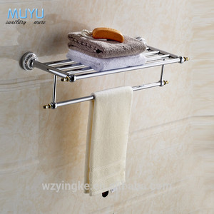 2017 high quality bar safety toilet bathroom plastic towel rack