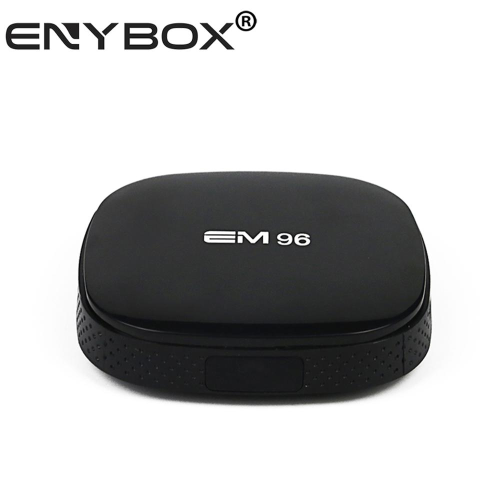 2017 Good news EM96 RK3229 1G 8G IPTV Android TV Box for Vietnamese