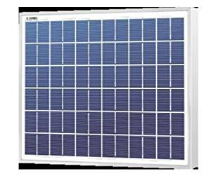 Polycrystalline Solar Panels 10W 12V