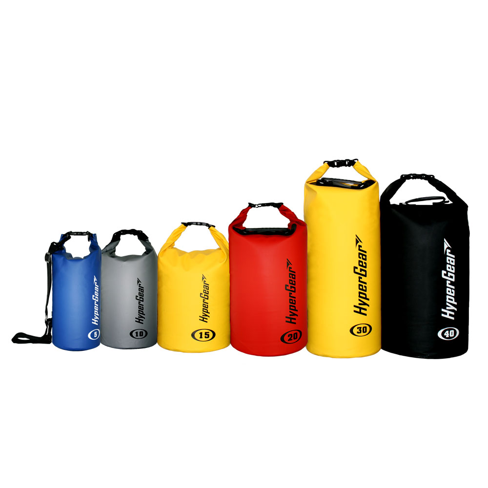 Pvc Waterproof Dry Bag For Outdoor Camping