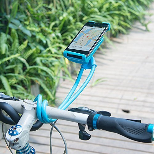 2018 new inventions lazy hanging neck phone holder for mobile phone stand