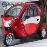 3 Three Wheel Vehicle Electric Trike Scooter from China