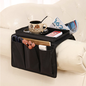 Hot Selling Sofa Armrest Organizer, Sofa Table Tray, Sofa Arm Caddy