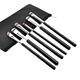 6PC New Retractable Makeup Brushes Professional Eyeshadle Brush Cosmetic Brush Tools