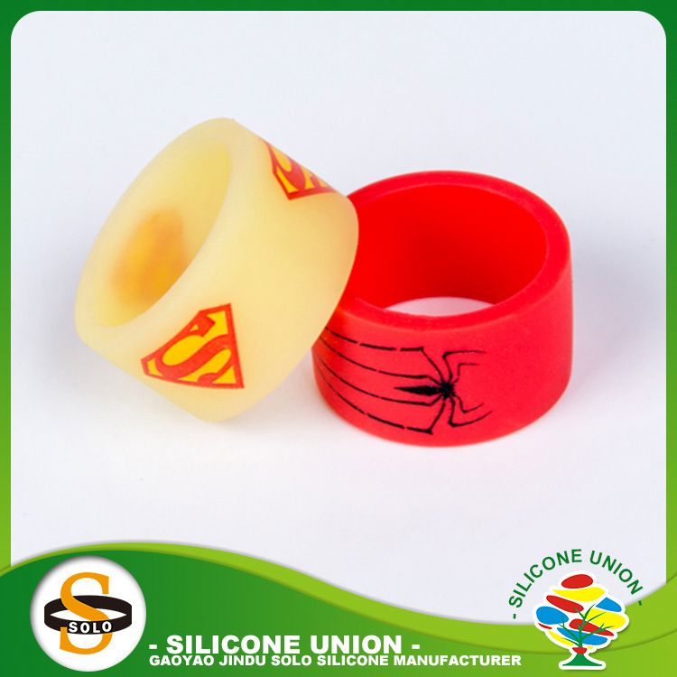 Anniversary children silicone o rings seals