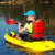 Durable Swimming Pool Paddle Boat