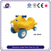 kids Classical Plastic toy plane car chicken rider for kindergarten