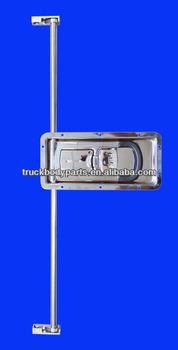 Assembly Stainless Steel Door Lock For Truck Body,Van Door Locking ...