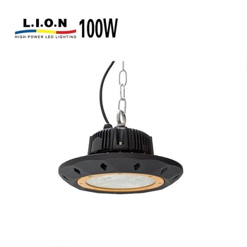 Zhongshan factory decorative ip65 cob led high bay industrial light price