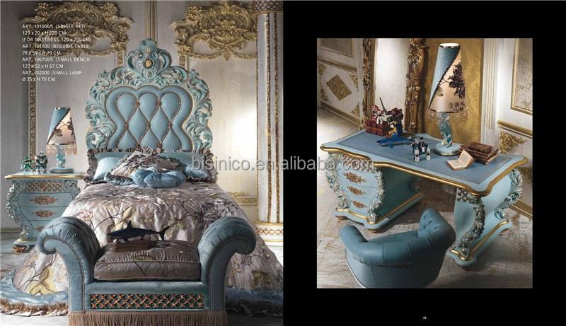 Européen Mobilier De Chambre Royal Italie Style Ensemble De Chambre ...