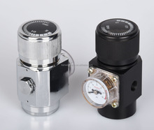 new design Fixed or Adjustable pressure Mini Beer Co2 Regulator