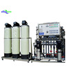 3000LPH ro water purifying machine portable water treatment plant