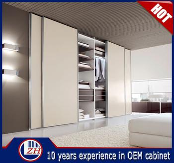 Latest Wardrobe Cabinet Modern Bedroom Furniture Designslaminate Walk In Closet Design