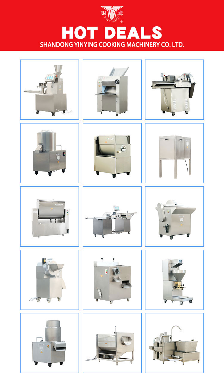 Yinying Automatic  Fresh Pasta Noodle Making Machine For 60kg/h