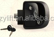 Reisemobile Mechanical Entry Door Handle