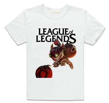 Custom T Shirts Design Your Own | League Of Legends T Shirt Design Buy Custom T Shirt Printing
