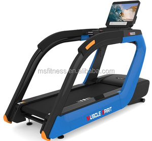 New multifunction professional easy assembly motion fitness treadmill