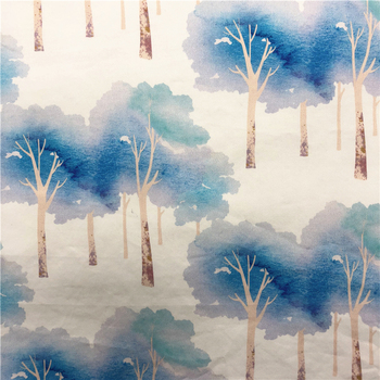 Factory Hot Sale Advanced Custom Fabric Printing 100% Cotton Sateen