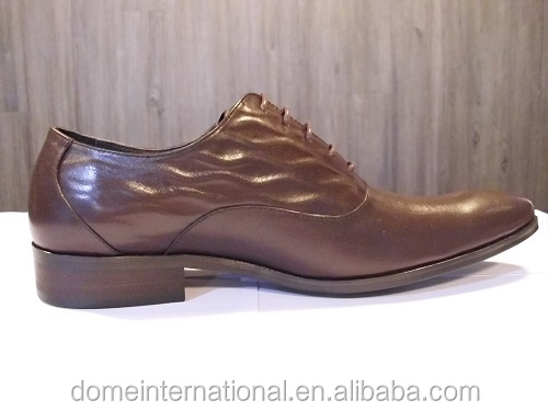 Wholesales dress dark new cowhide retail mature leather style brown kangaroo men genuine shoes man italian online TWrqB6awnT