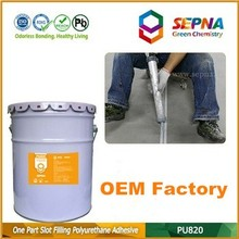 highway concrete road polyurethane joint sealant production with high standard