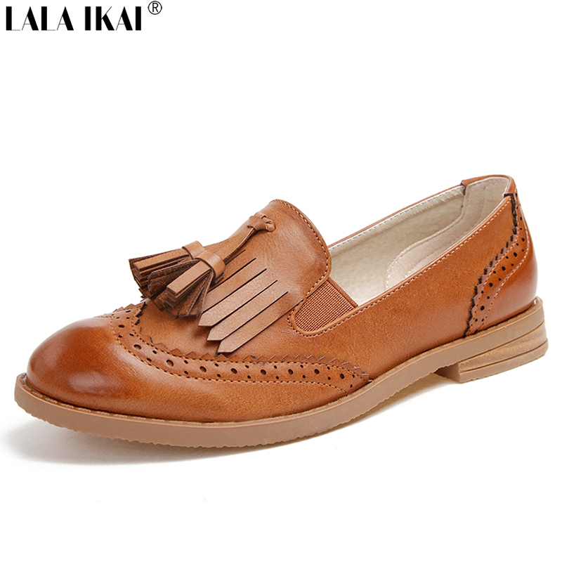 Shoes With Leather Fringe