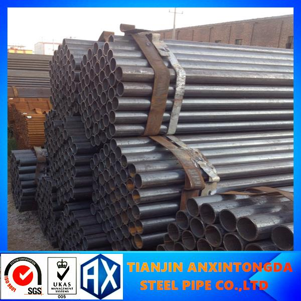 api 5l grade x65 psl2 sa53b erw pipe astm a252 grade 2 pile steel pipes for fishing