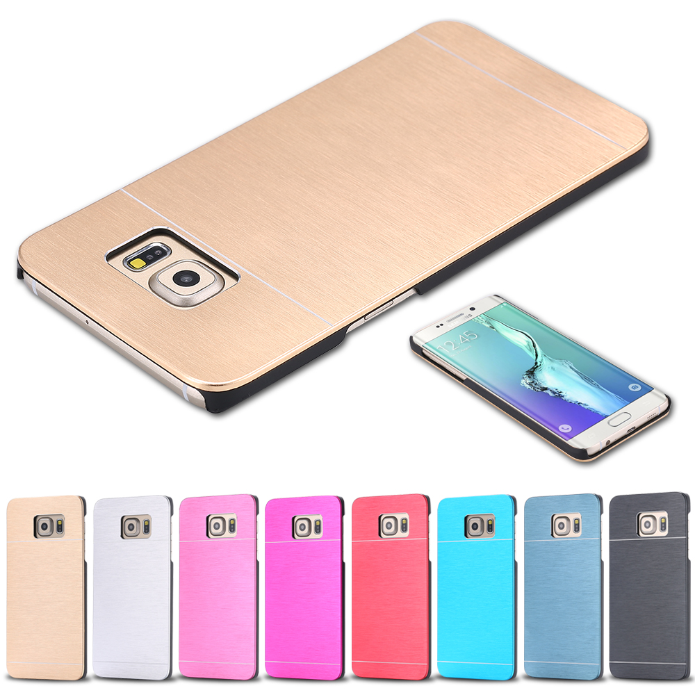 Cheap Cool Samsung Find Deals On Line At Alibabacom Case Galaxy S6 Edge Plus Protection Get Quotations Deluxe Plating Aluminum Motomo Brush Hard Phone For Ultra
