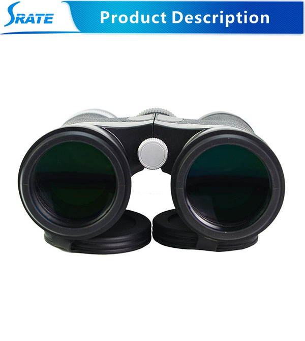 HD Optical lens 10X Roof binoculars telescope green fully coated water and fog proof