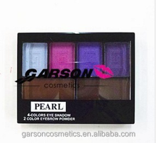 GARSON matte colorstay shining pearl private logo high quality eyeshadow palette