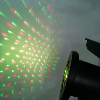 Hot selling 2018 outdoor christmas laser light show multicolor laser projector moving laser projector