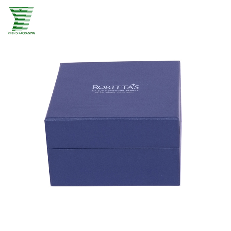 High end branded custom design mens luxury watch box with pillow holder