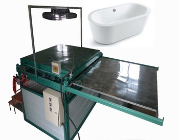 Automatic Bath And Shower Machine/whirlpool Baths Forming Machine ...