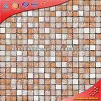 Rainbow Glass Mosaic and Marble for Wall Deco Building Material (KS52)