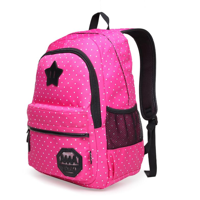 137c819fa6 Get Quotations · Hot selling Fashion Lady Bag canvas School Bag Moustache  Printed women Backpack p2239