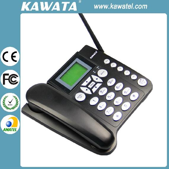 Wholesale pstn table phone with sim card