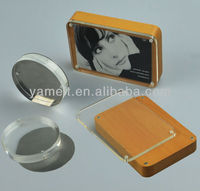 2013 Small Cute Fashion Digital Free Standing Picture Frames 3X5