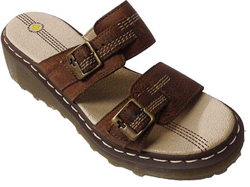 4dc41f0e1cc Get Quotations · Dr. Martens Women s Sandals Peanut