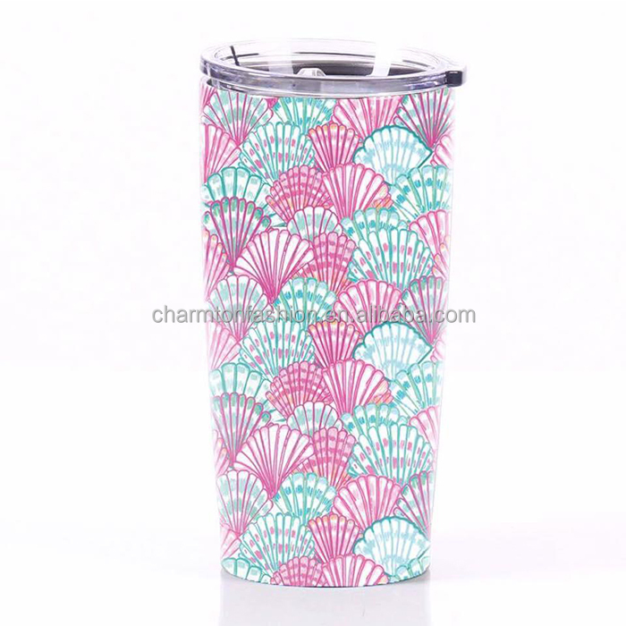Wholesale Personlized 30oz stainless Steel Inspired Lilly Pulitzer Tumblers