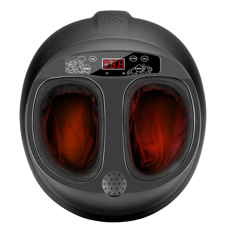 Hot sale vibrator infrared electronic air pressure deep shiatsu foot massager