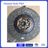 Heavy duty truck disco embrague clutch disc with good facing