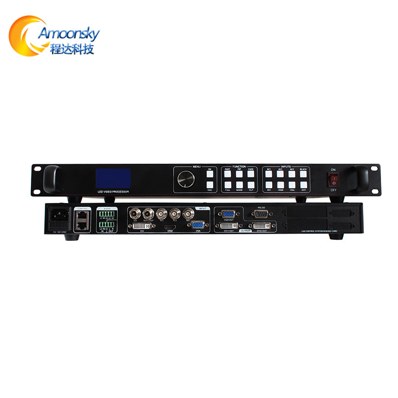 Orignal led display video processor AMS-LVP613S LED HD video processor for advertising led screen