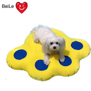 New inflatable dog pool float swimming pool floating raft for pet