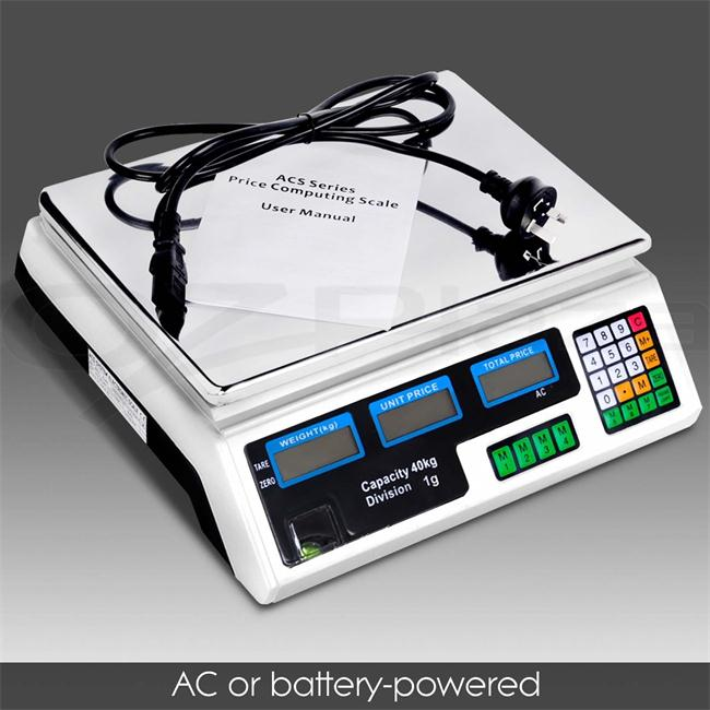 Digital Price Computing ACS Series 30kg weighing scale price philippines