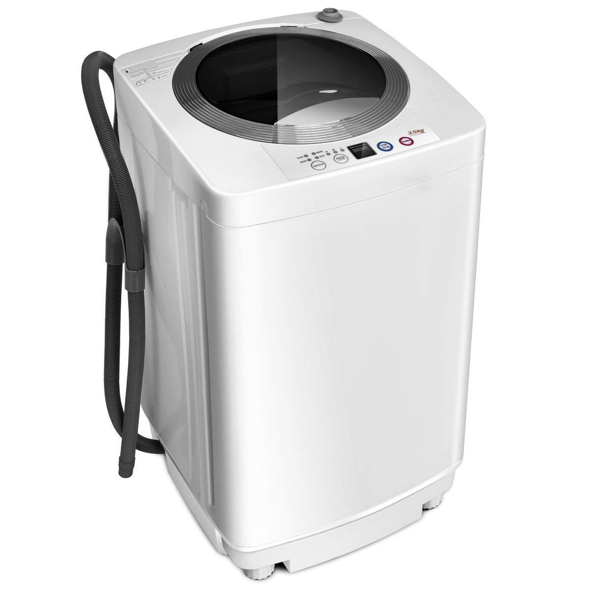Buy 2016 BaseCamp Portable Washing Machine With Spinner by ...