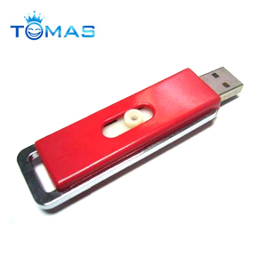 High quality portable usb stick flash drive plastic colorful ABS USB pendrive with push-button